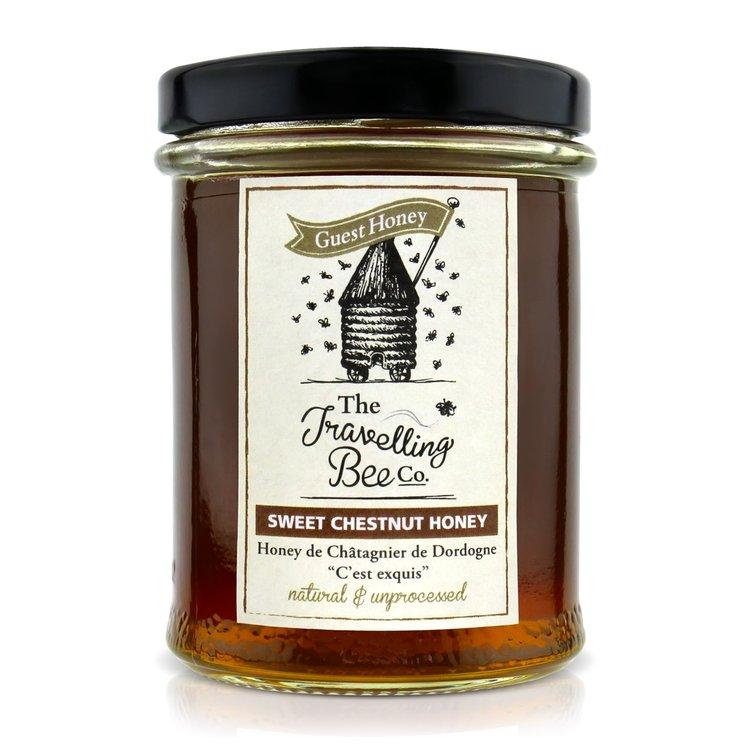 Raw Sweet Chestnut Honey 227g