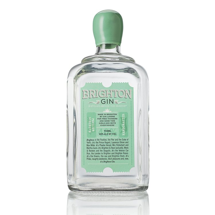 Brighton Gin - Handcrafted Premium Gin 700ml