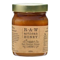 Raw Heather Honey - Greek Artisan Honey 450g