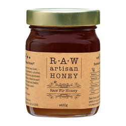 Raw Fir Honey - Greek Artisan Honey 450g