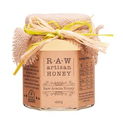 Raw Acacia Blossom Honey 220g