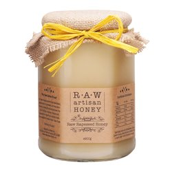 Raw Rapeseed Blossom Honey 900g