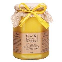 Raw Sunflower Honey 900g