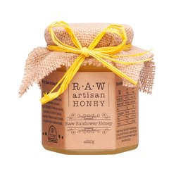 Raw Sunflower Honey 220g
