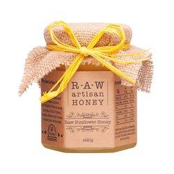 Raw Sunflower Honey 220g