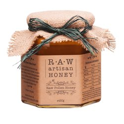 Raw Pollen Acacia Honey 450g