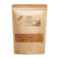 Raw Multi-Floral Bee Pollen 500g