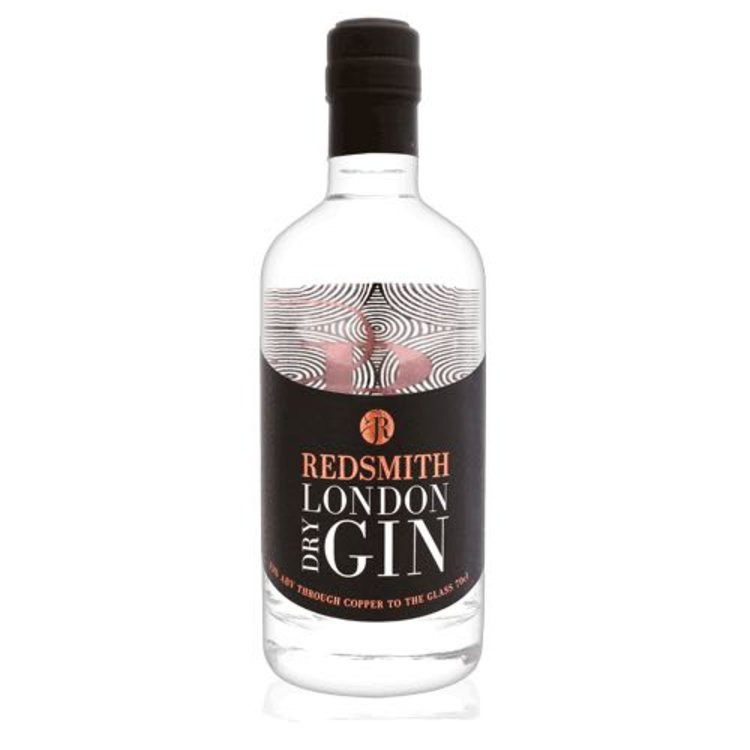 35cl Redsmith Single Shot London Dry Gin 43% ABV