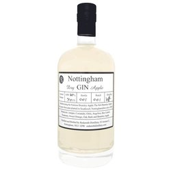 Redsmith Nottingham Bramley Apple Dry Gin 70cl 40% ABV