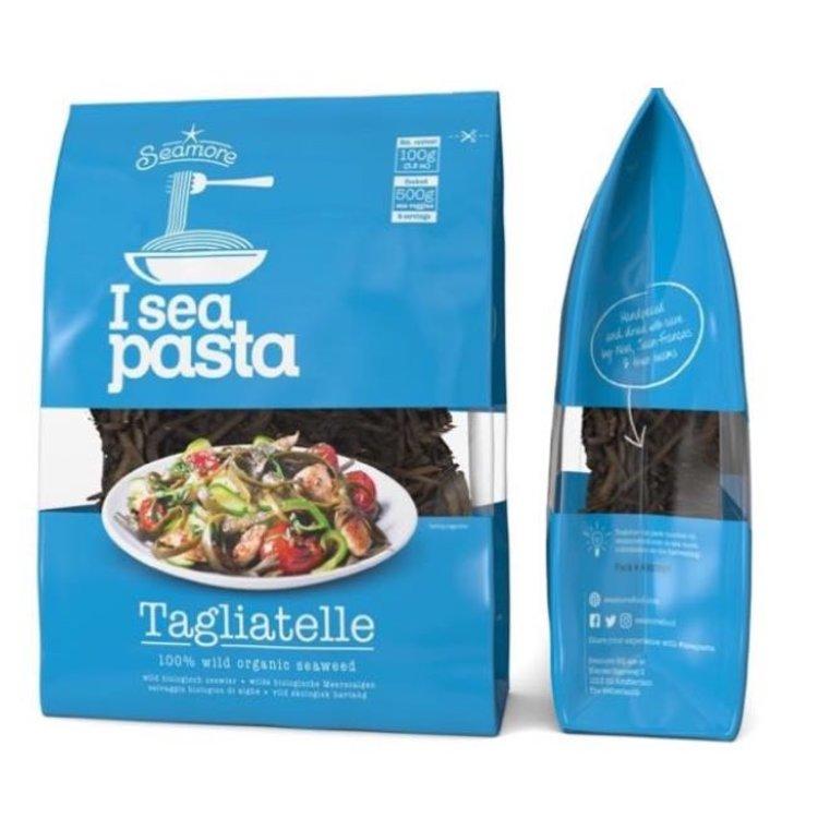 I Sea Pasta' Organic Tagliatelle Seaweed Pasta 100g