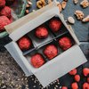 Luxury Raspberry & Baobab Energy Ball Snack Gift Box