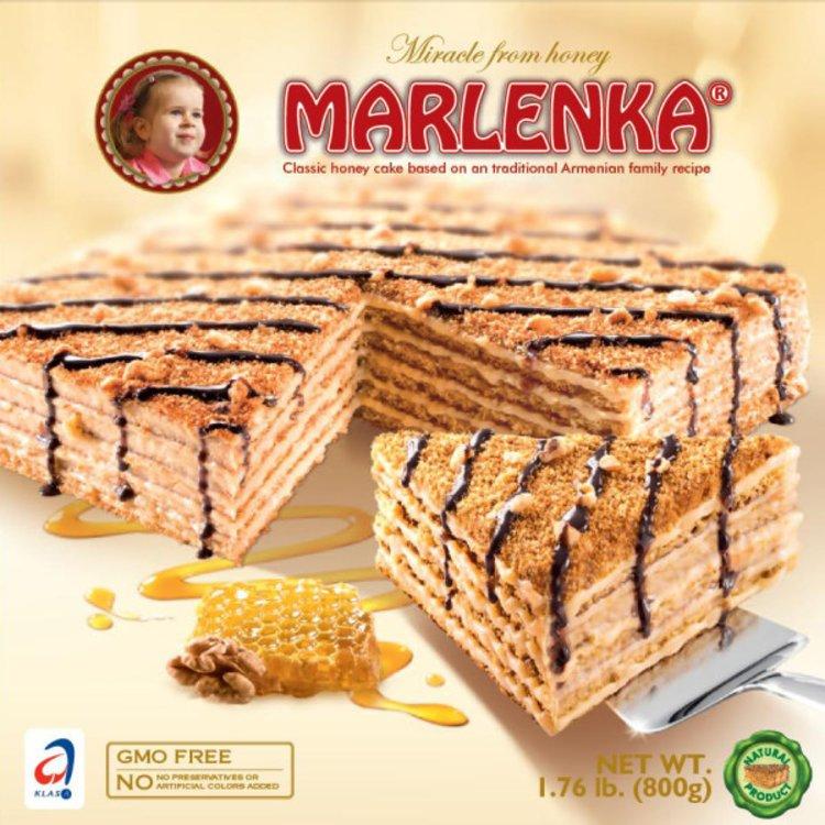 Marlenka honey cake 600x600