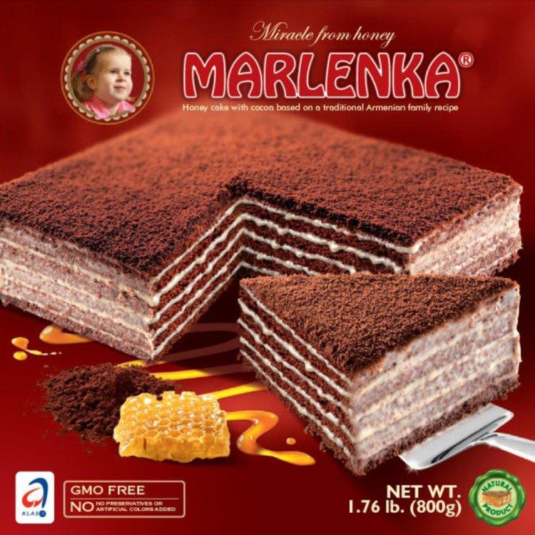 Marlenka cocoa cake 600x600