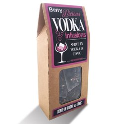 'Berry Licious' Vodka Botanical Infusion Bags (10 Bags)