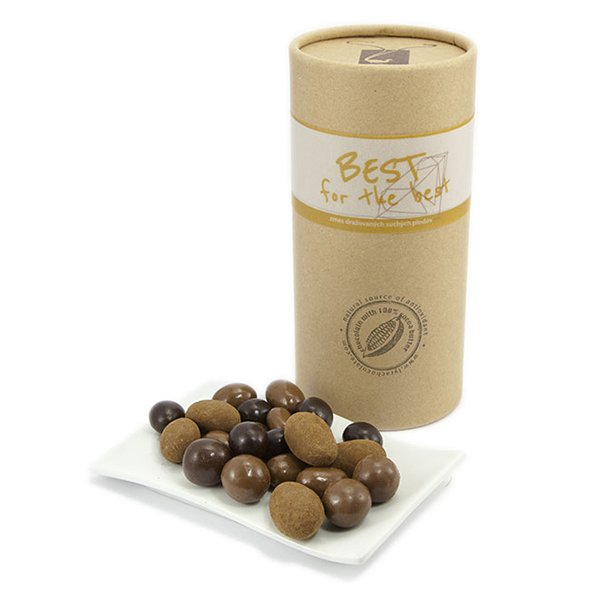 Pistachios, Almonds, Hazelnuts & Coffee Beans in Luxury Chocolate 400g