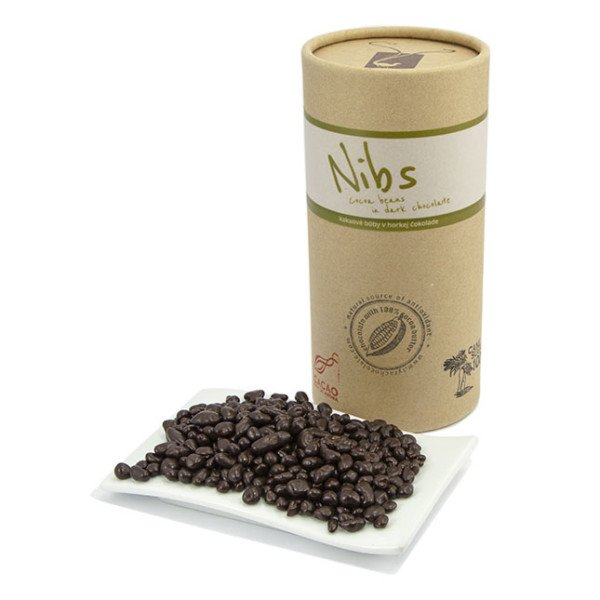 Cocoa Nibs Dark Chocolate