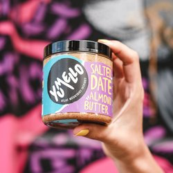 2 x Smooth Salted Date Almond Butter 170g