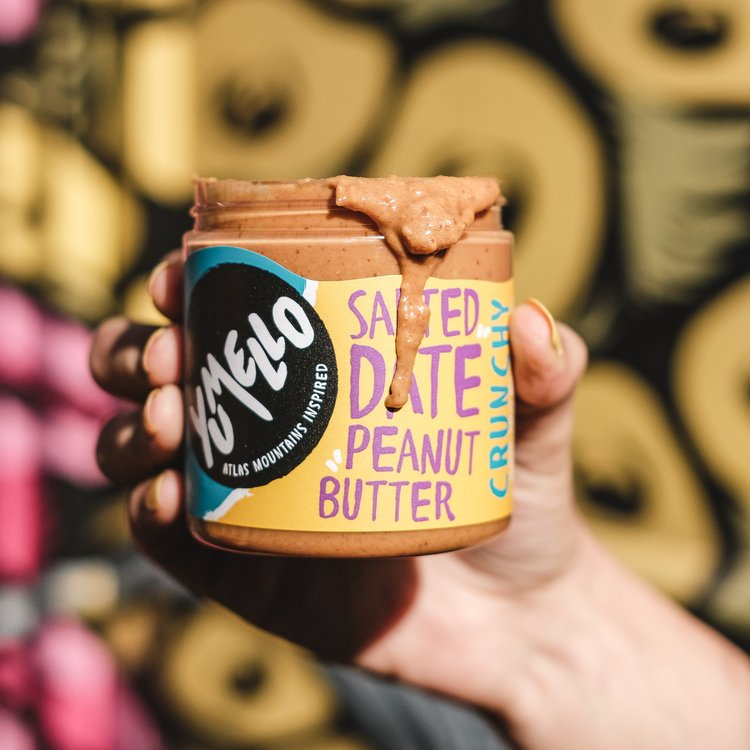 2 x Smooth Salted Date Peanut Butter 170g