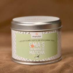 Oma's Taiwanese Powdered Matcha Green Tea in Tin 50g