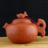 Goldfish & Guppy Taiwanese Red Clay Teapot