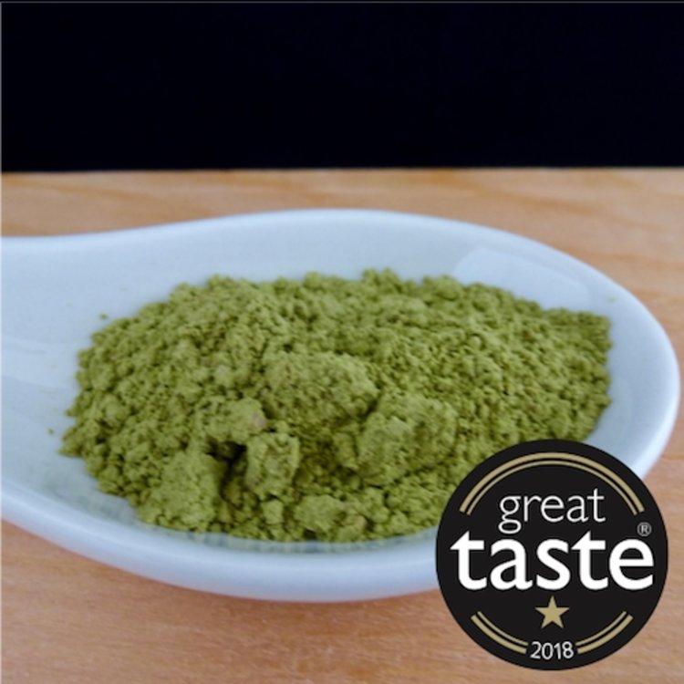 Opa's Taiwanese Powdered Genmaicha (Popcorn) Green Tea Powder 50g