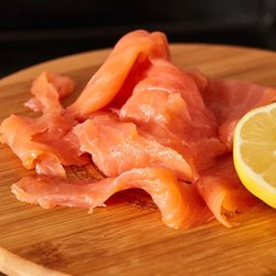 Scottish Smoked Salmon Sliced by Copas Turkeys