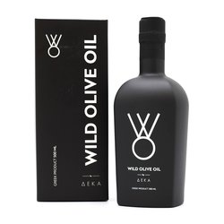 500ml Wild Olive Oil from Lakonia 'DEKA'