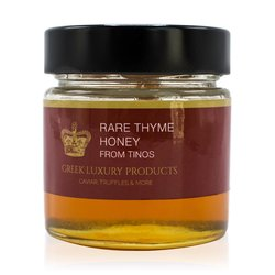 Greek Rare Thyme Honey from Tinos 200g