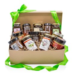 'Greek Superfood' Collection Luxury Honey Gift Box