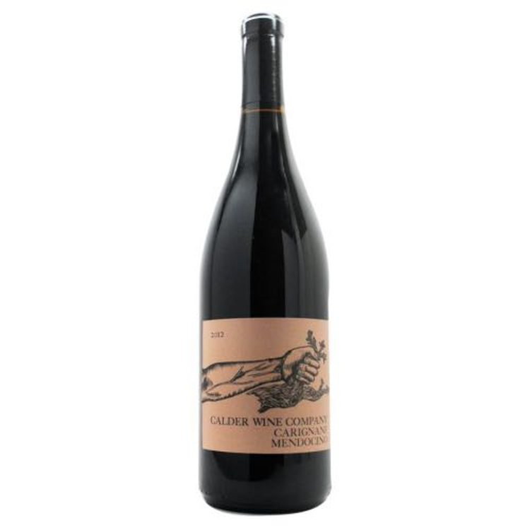 Mendocino Carignane California Red Wine 75cl 14.5% ABV
