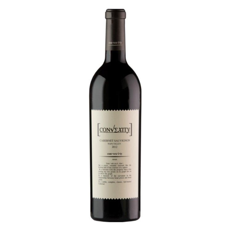 'Convexity' Cabernet Sauvignon California Red Wine 75cl 13.5% ABV