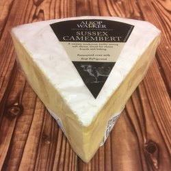 Sussex Camembert Cheese 180g by Alsop & Walker