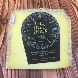 The Idle Hour Cheese 175g by Alsop & Walker