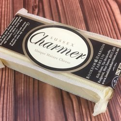 100g Sussex Charmer Cheddar Cheese by Bookham Harrison