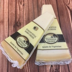 Twineham Italian Style Hard Cheese 150g by Bookham Harrison