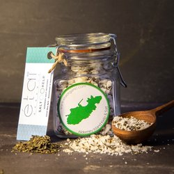 Guernsey Kelp Seaweed Sea Salt Crystals 60g Jar (Organic)