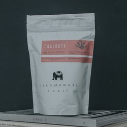 'Chalukya' Single Origin Indian Ground Coffee 225g (Organic, Fairtrade)