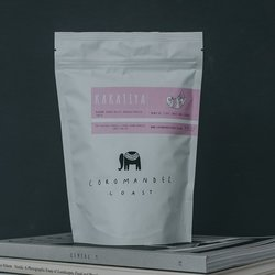 'Kakatiya' Single Origin Indian Ground Coffee 225g (Organic, Fairtrade)