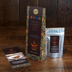 3 x 'Aromatic Lamb' Punjabi Curry Homemade Spice Blend Recipe Set