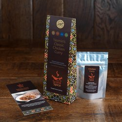 3 x 'Classic Chicken' Punjabi Curry Homemade Spice Blend Recipe Set