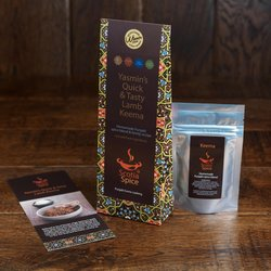 3 x Lamb Keema Punjabi Curry Homemade Spice Blend Recipe Set