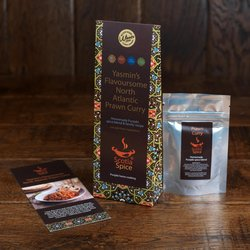 3 x North Atlantic Prawn Punjabi Curry Homemade Spice Blend Recipe Set
