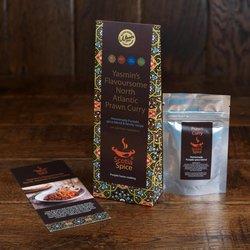 3 x North Atlantic Prawn Punjabi Curry Homemade Spice Blend Recipe Set