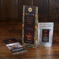 3 x Savoury Masoor Dhal (Lentil) Punjabi Curry Homemade Spice Blend Recipe Set