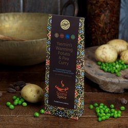 3 x Potato & Pea Punjabi Curry Homemade Spice Blend Recipe Set
