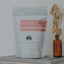 'Chalukya' Single Origin Indian Coffee Beans 225g (Organic, Fairtrade)