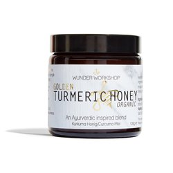 Golden Turmeric Honey (Organic) 110g