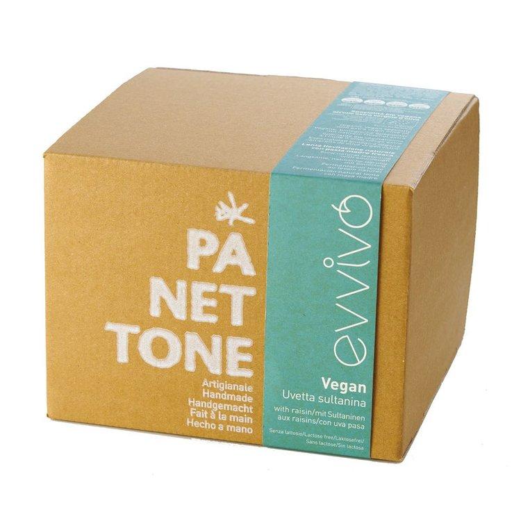Handmade Organic Vegan Panettone 500g