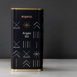 Moroccan Argan Oil Tin 1 Litre