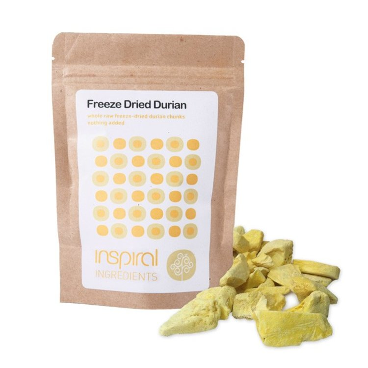Inspiral dried durian
